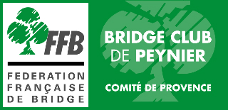 Logo du club de bridge de Peynier